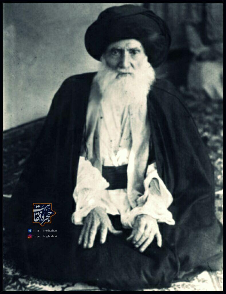 حلم و گذشت مرحوم آیت الله العظمی سید ابوالحسن اصفهانی!